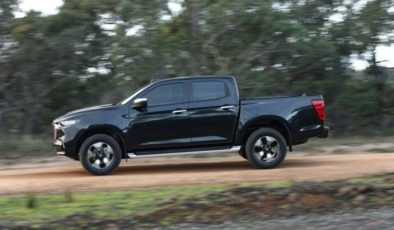 Mazda Reveals the All new BT-50 Pickup Truck 8