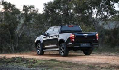 Mazda Reveals the All new BT-50 Pickup Truck 9