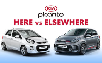 Kia Picanto- Here vs Elsewhere 5