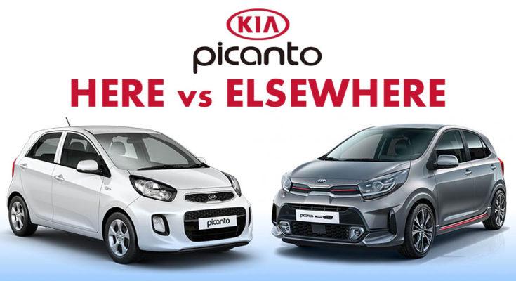 Kia Picanto- Here vs Elsewhere 1