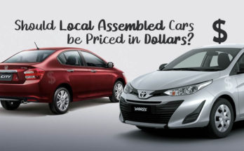Should Local Assembled Cars be Priced in Dollars? 7
