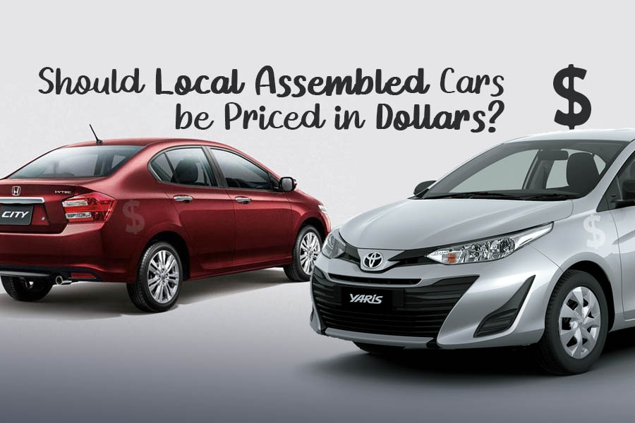 Should Local Assembled Cars be Priced in Dollars? 10