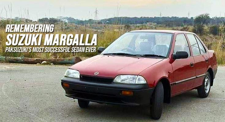 Remembering Suzuki Margalla 1