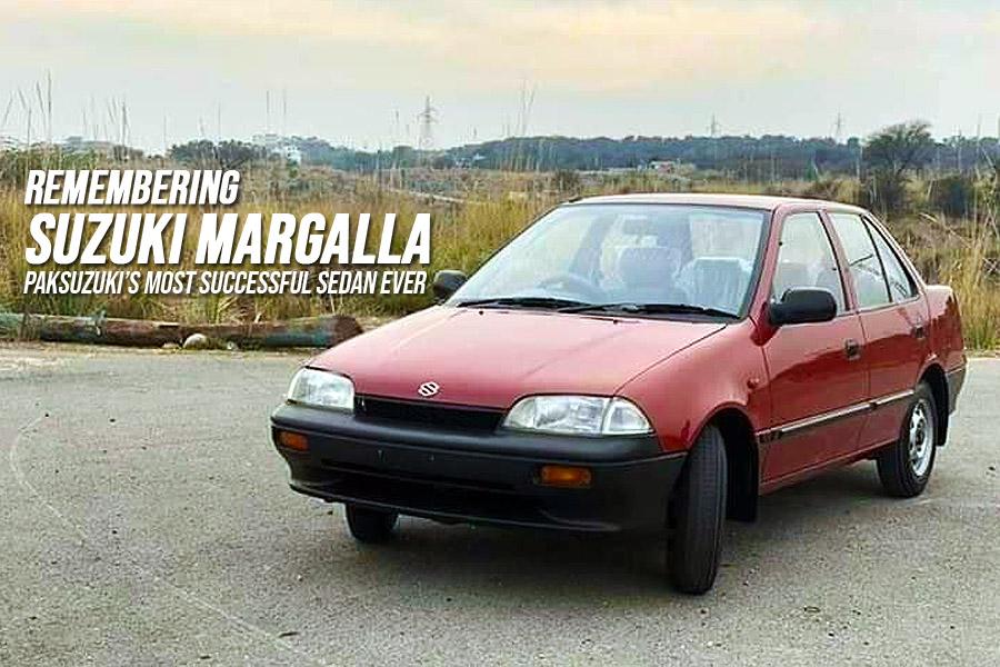 Remembering Suzuki Margalla 3