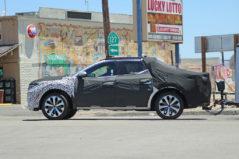 Latest Spy Shots Shows Hyundai Santa Cruz Practicality 4