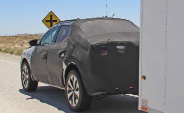 Latest Spy Shots Shows Hyundai Santa Cruz Practicality 7