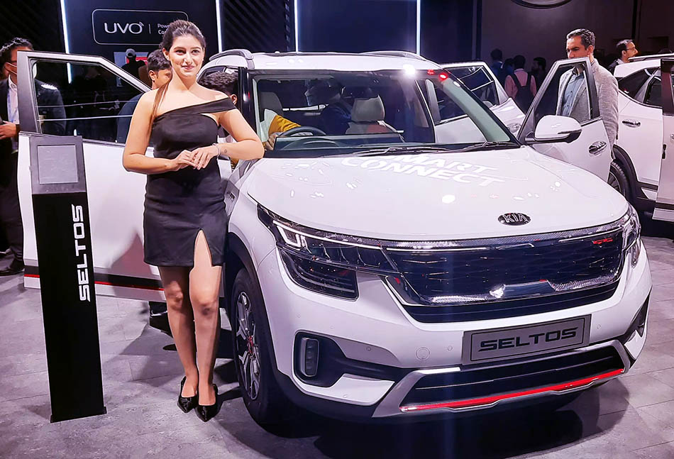 2020 Kia Seltos Upgraded in India Priced from INR 9.89 Lac 2