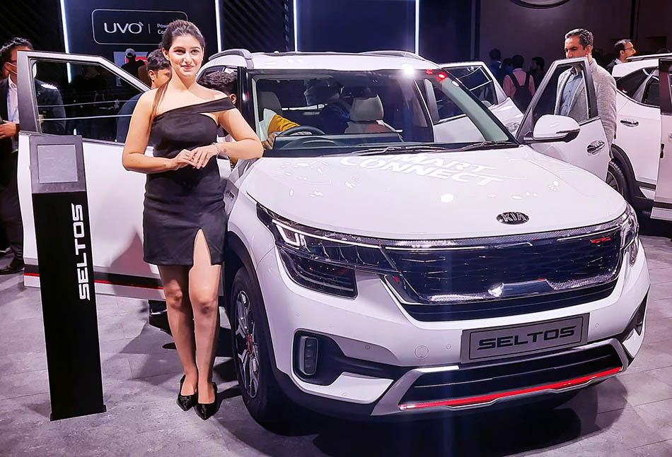 Sportage Leading the Global Kia Sales 2