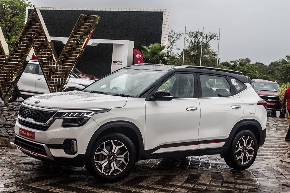 2020 Kia Seltos Upgraded in India Priced from INR 9.89 Lac 1