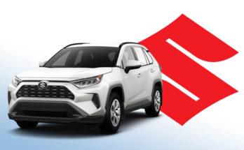Toyota Starts Making RAV4 for Suzuki 2