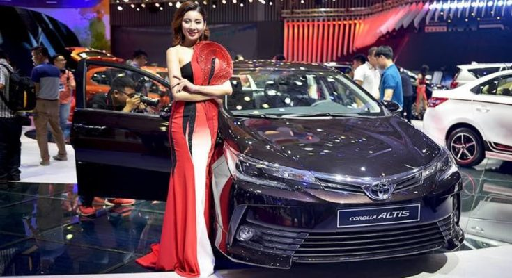 Toyota Vietnam to Import Car Parts from Pakistan 1
