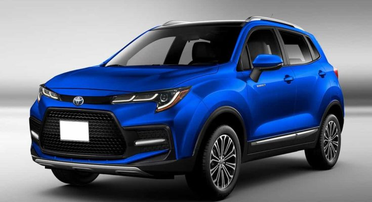 Toyota Corolla Cross to Debut in Thailand in 2 Months 1