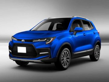 Toyota Corolla Cross to Debut in Thailand in 2 Months 4