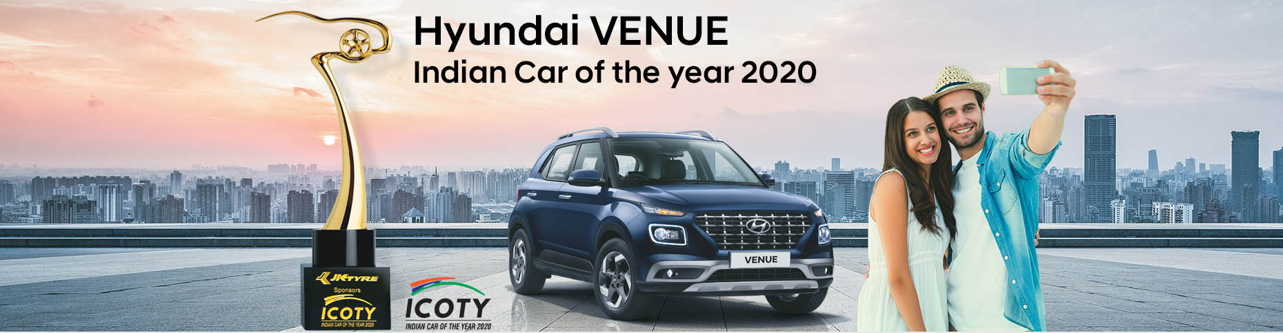 Hyundai Venue Achieves 100,000 Units Sales Milestone in India 2
