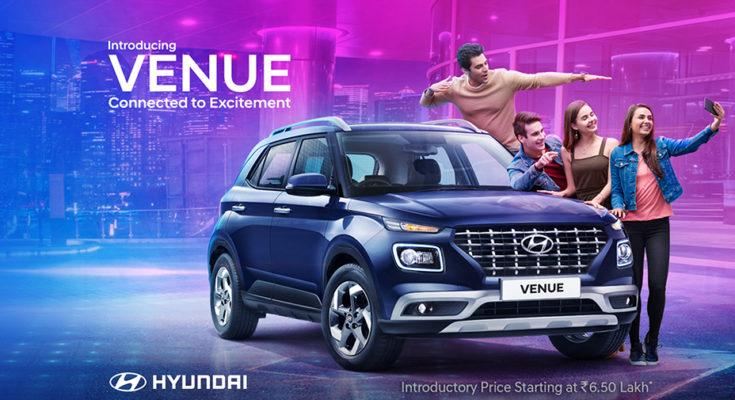 Hyundai Venue Achieves 100,000 Units Sales Milestone in India 1