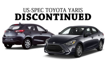 Toyota Discontinues Yaris Lineup in USA 4