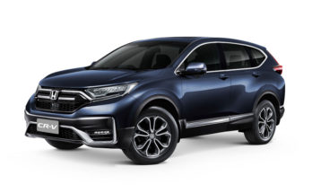 Honda CR-V Facelift Launched in Thailand 10