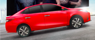 2020 Toyota Yaris/ Vios Facelift to Launch on 25th July 3