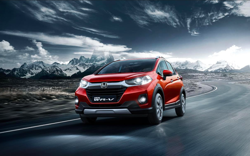 2020 Honda WR-V Launched in India from INR 8.5 lac 2