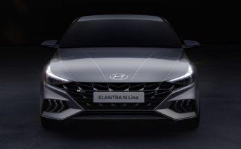 2021 Hyundai Elantra N Line Teased 7