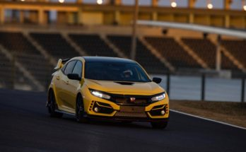 Final Edition Honda Civic Type R Sets FWD Lap Record 13