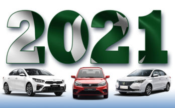 2021 Will See Many New Sedans in Pakistan 2