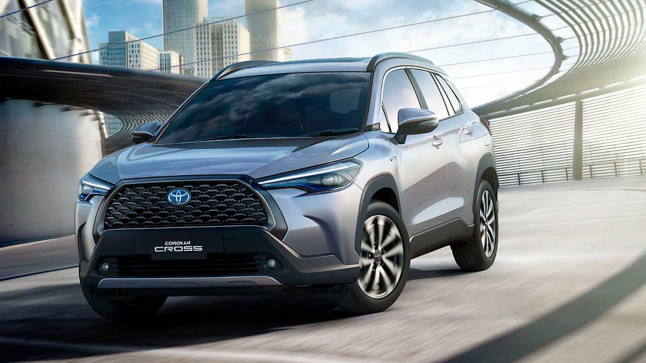 Toyota Corolla Cross Debuts in Thailand 8