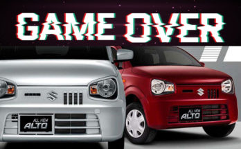 Is It Game Over for Pak Suzuki Alto? 7