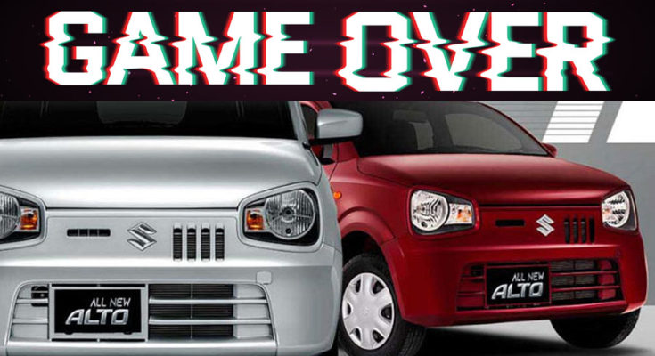 Is It Game Over for Pak Suzuki Alto? 1