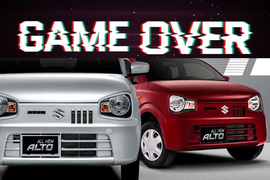 Is It Game Over for Pak Suzuki Alto? 3