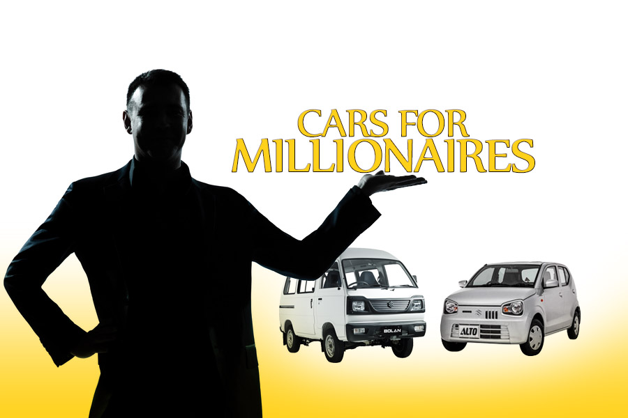 Cars for Millionaires 4