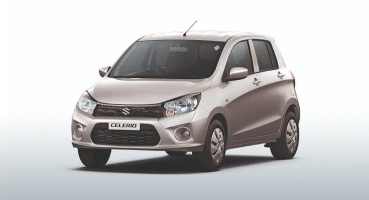 Suzuki Celerio S-CNG Launched in India from INR 5.61 lac 1