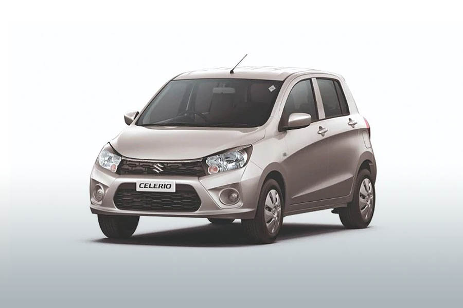 Suzuki Celerio S-CNG Launched in India from INR 5.61 lac 5
