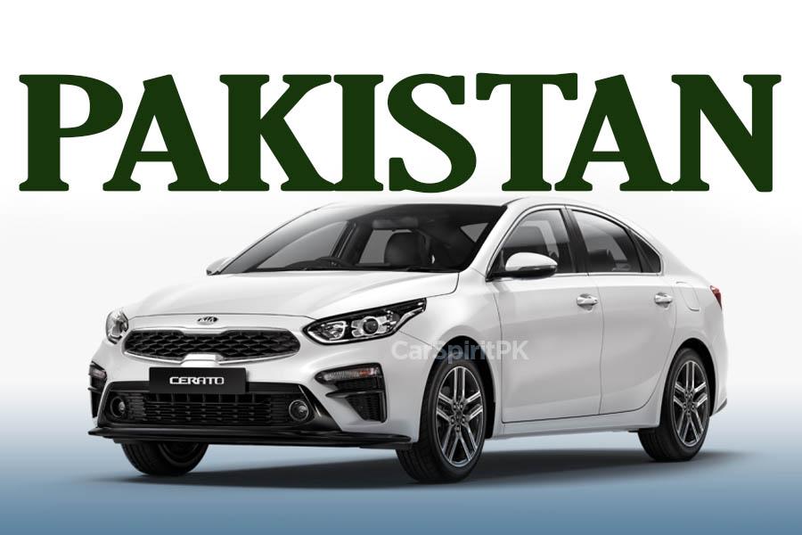 Kia to Introduce Cerato Sedan in Pakistan 9