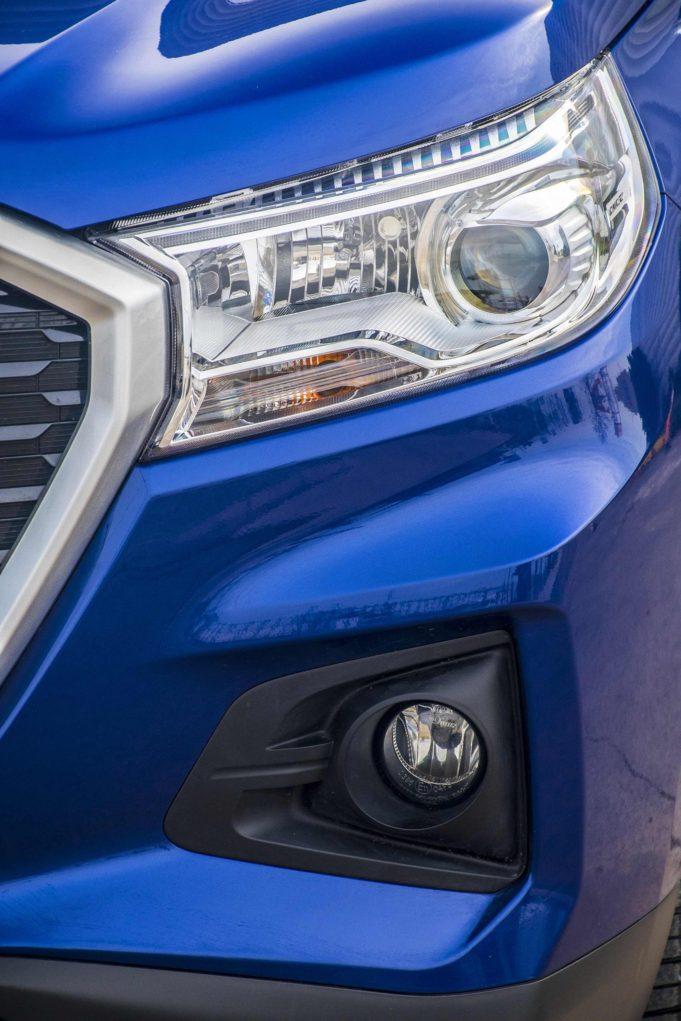 Changan Begins Exporting Hunter Pickup 21
