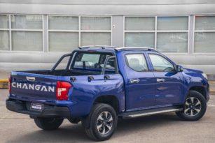 Changan Begins Exporting Hunter Pickup 24
