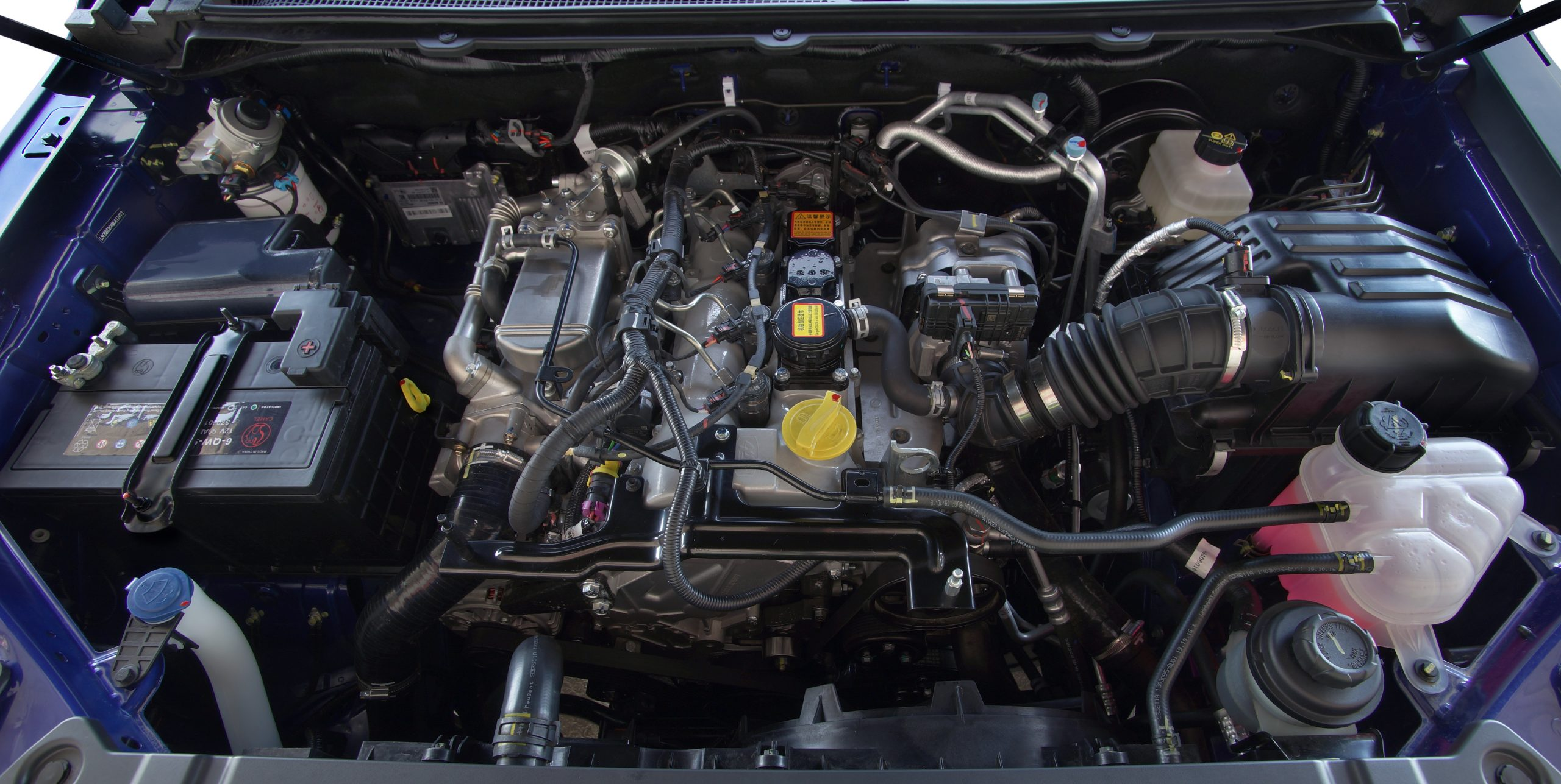 Changan Begins Exporting Hunter Pickup 17