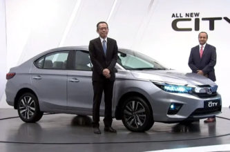2020 Honda City Launched in India at INR 10.9 Lac 8