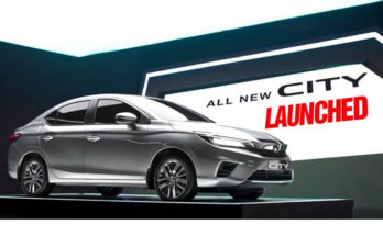 2020 Honda City Launched in India at INR 10.9 Lac 3