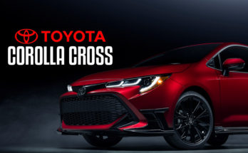 Toyota Corolla Cross to be Launched in Thailand on July 9 12