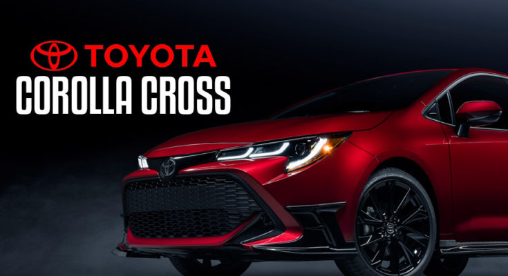 Toyota Corolla Cross to be Launched in Thailand on July 9 1