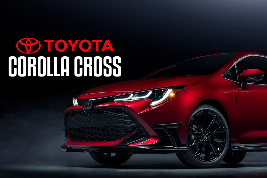 Toyota Corolla Cross to be Launched in Thailand on July 9 5