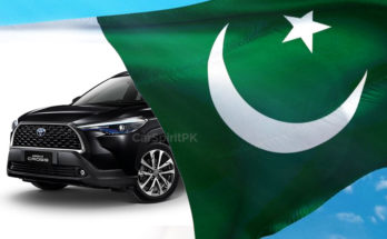 Toyota Corolla Cross Coming to Pakistan? 10