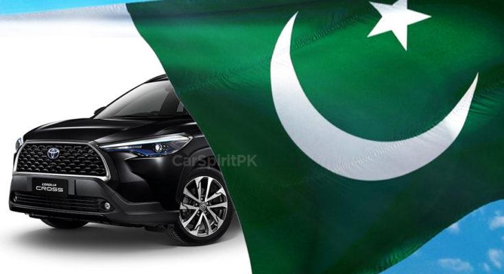 Toyota Corolla Cross Coming to Pakistan? 1