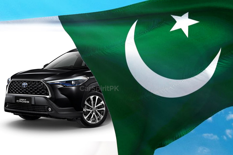 Toyota Corolla Cross Coming to Pakistan? 5