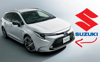 Corolla Touring to be the Next Toyota Car to Become a Suzuki 12