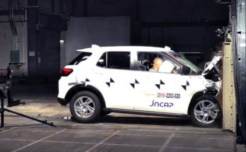 Daihatsu Rocky Awarded 5 Stars JNCAP Crash Test Rating 10