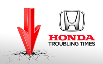 Troubling Times for Honda in Pakistan 2