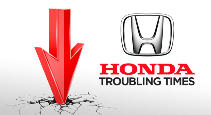 Troubling Times for Honda in Pakistan 1