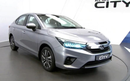 2020 Honda City Launched in India at INR 10.9 Lac 2